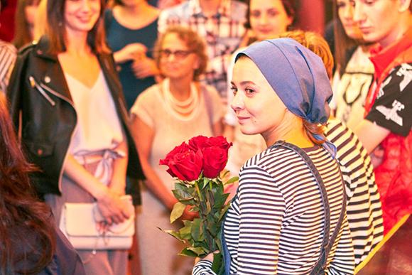 Начались большие всероссийские гастроли спектакля «Запретный плод»