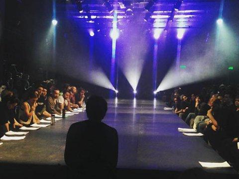 Режиссер Владимир Панков начал открытые репетиции спектакля «Москва — открытый город. Переход»