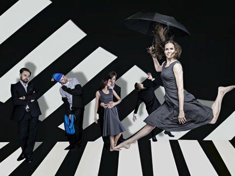 Состоялась премьера спектакля «Москва — открытый город. Переход»
