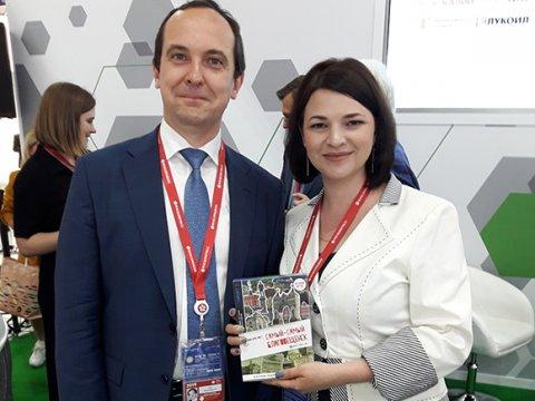 «Самый-самый Благовещенск» представил Инносоциум России на «ПМЭФ-2019»